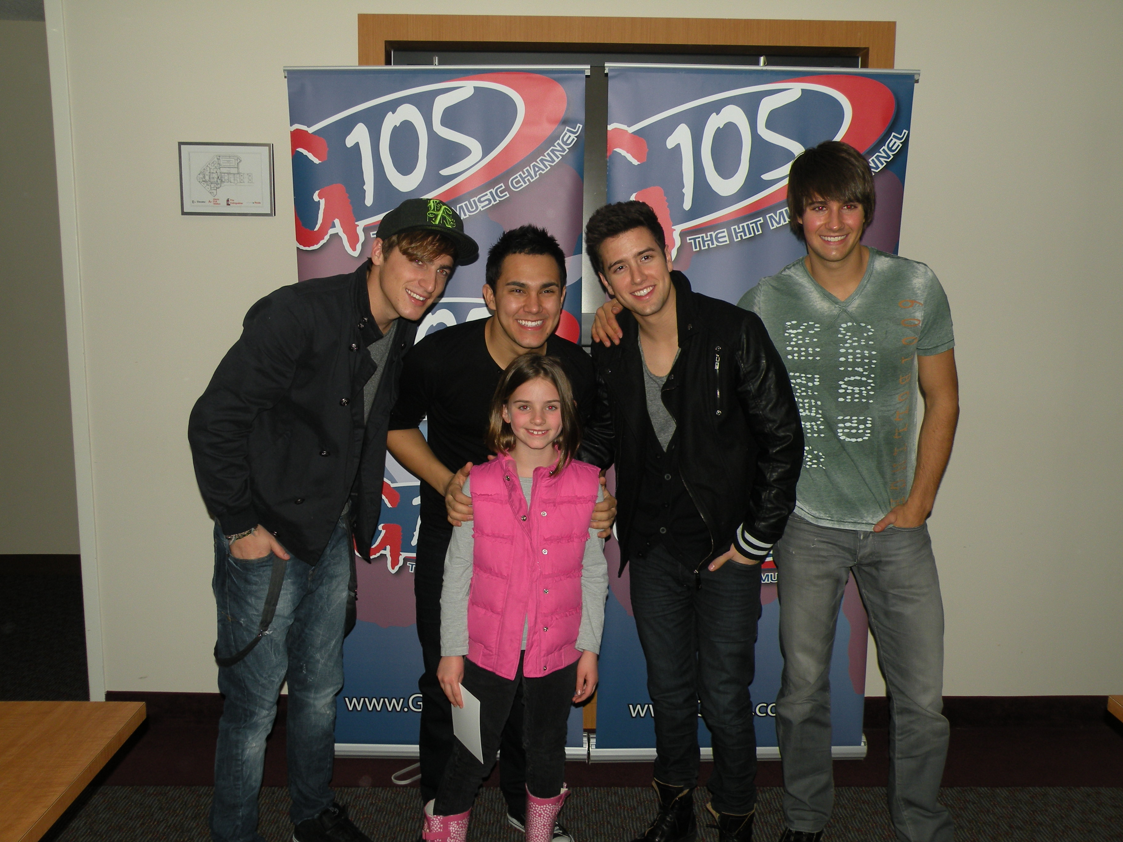 Big time rush the real full house michelle with big time rush m4hsunfo