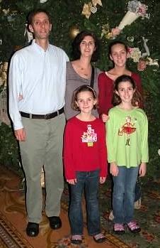 Xmas at Disney, Ham Family
