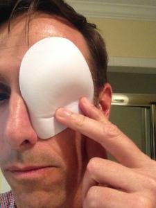 insert eyepatch