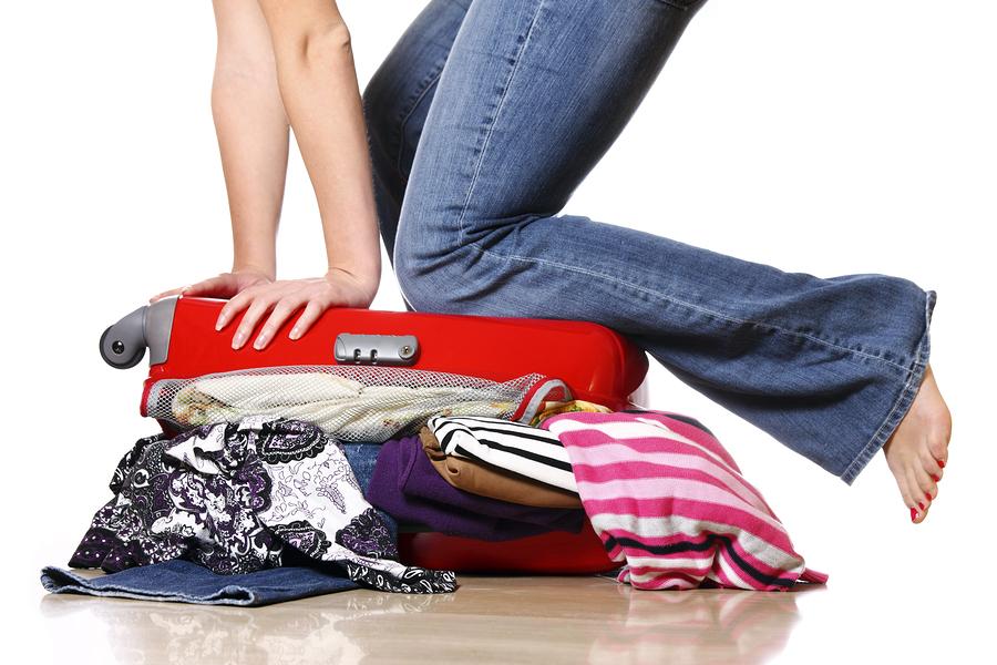 Problematic suitcase