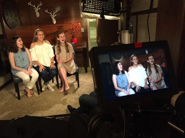 RR Girls Interview