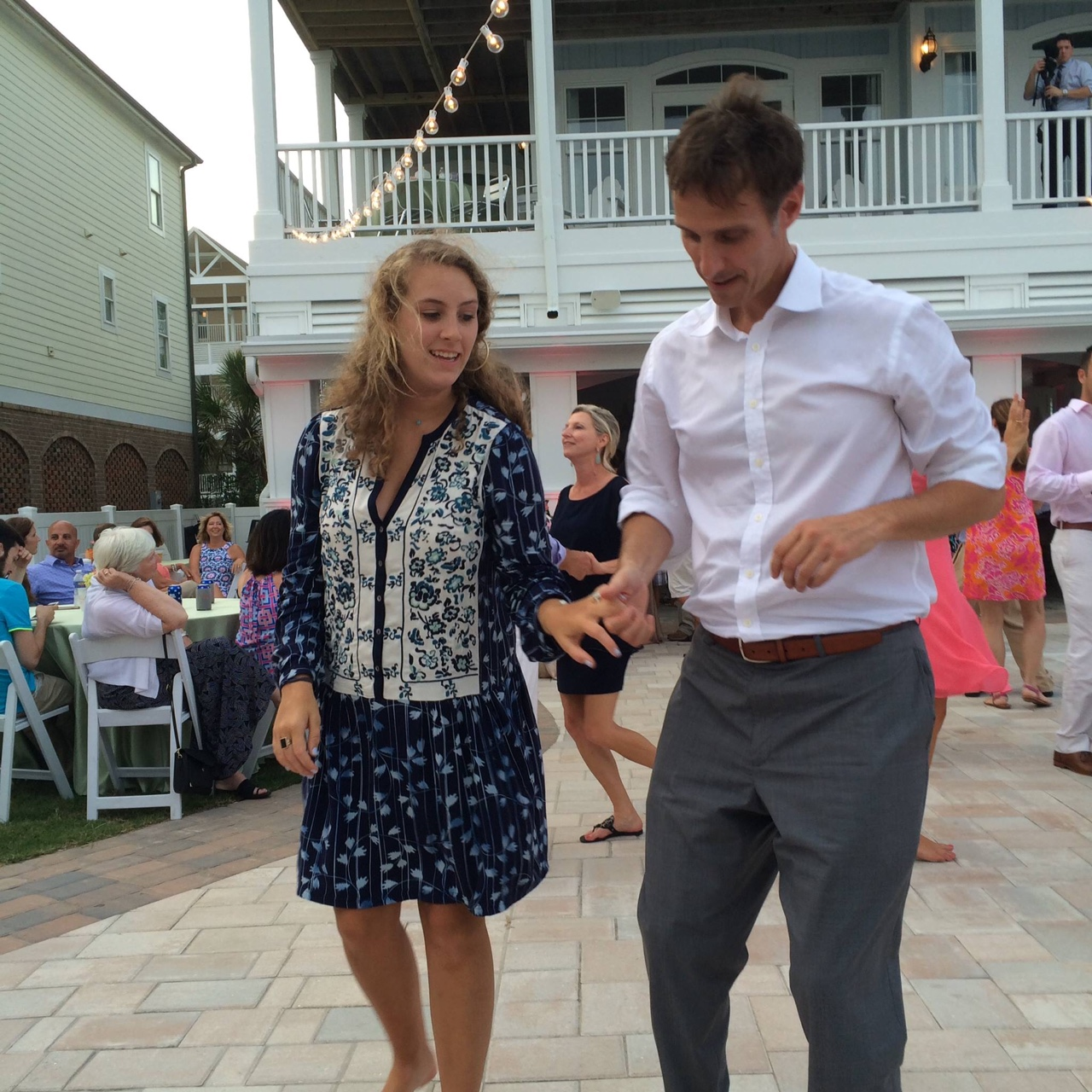 Bruce and Bailey Dancing 2