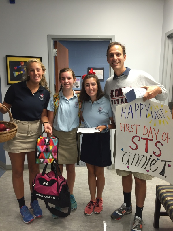 STS last first day