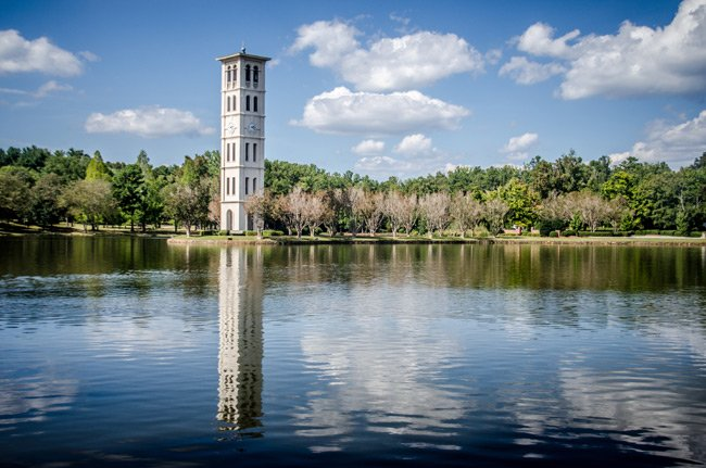 furman-university-belltower