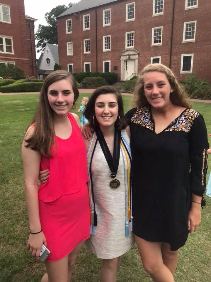 Lucy graduation